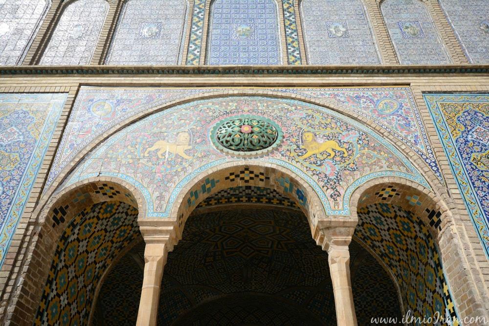 Palazzo Golestan a Teheran