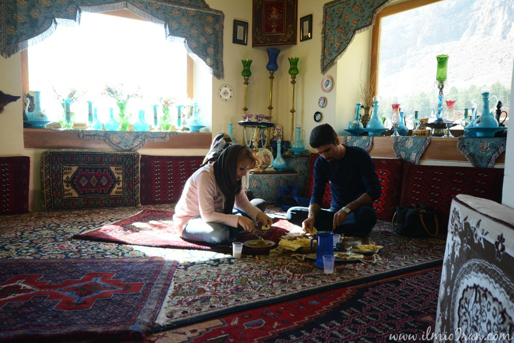organizzare un viaggio in Iran