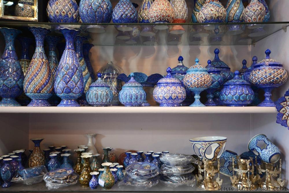 bazar in iran