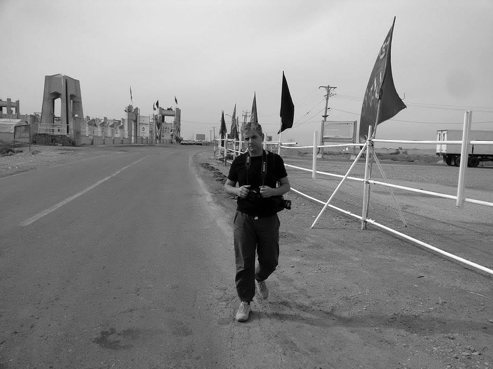 fotografare l'iran