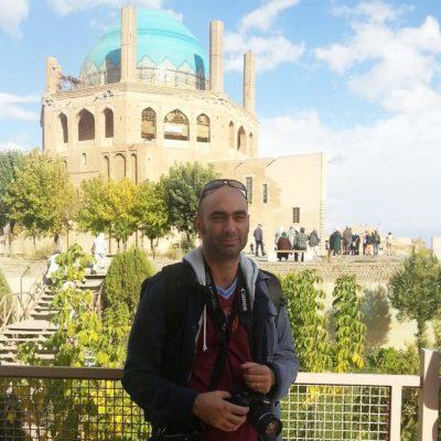 Una passione chiamata Iran, intervista con Antonello Sacchetti