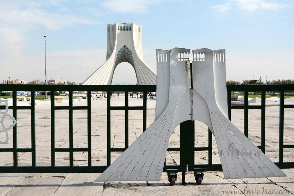 ansia da viaggio in iran