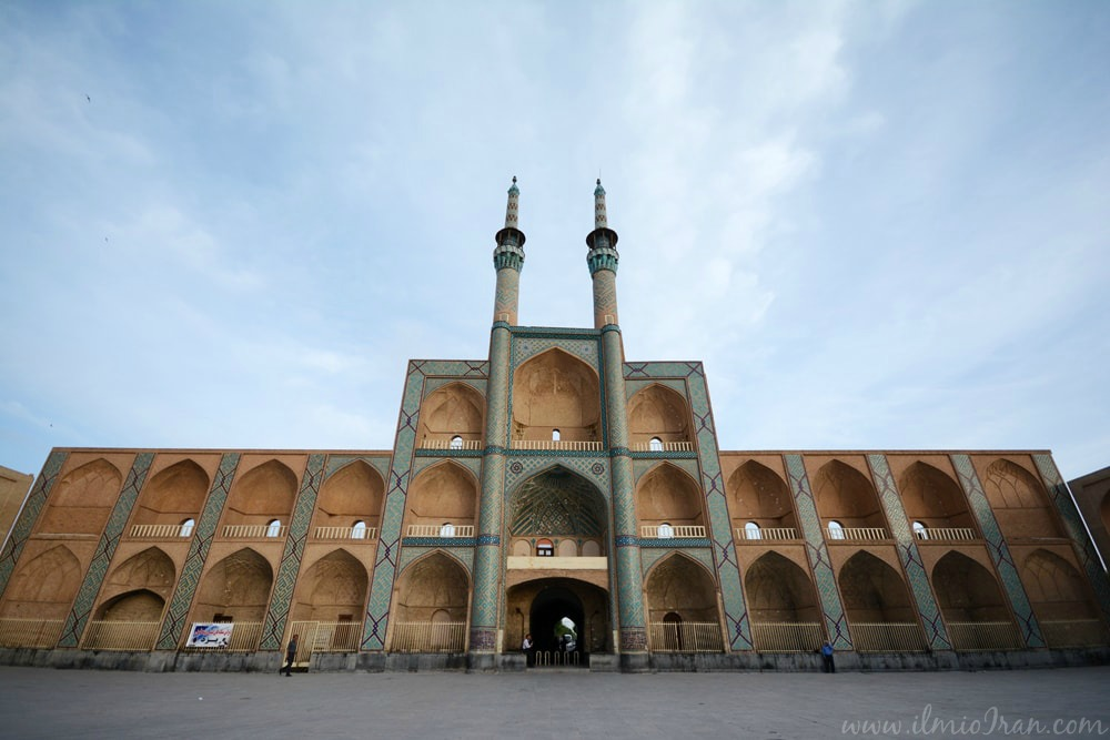 Cosa vedere in Iran - Yazd