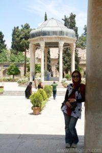 Cose da fare in Iran - Mausoleo di Hafez