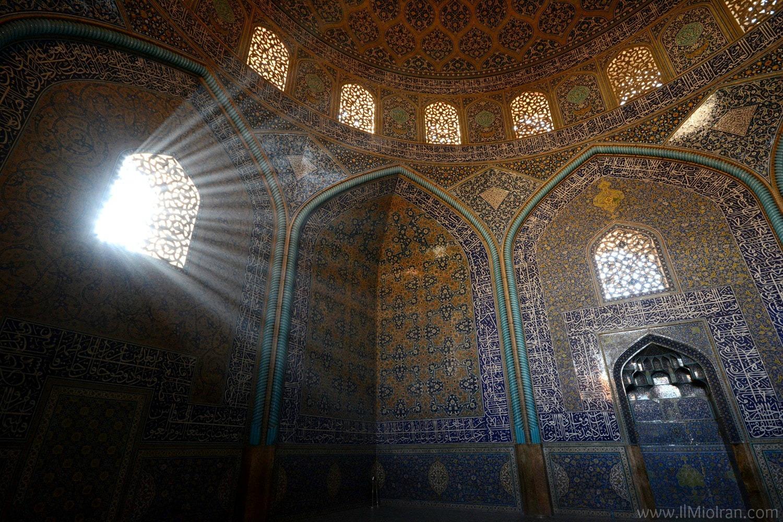 Cosa vedere in Iran - Moschea dello sceicco Lotfollah