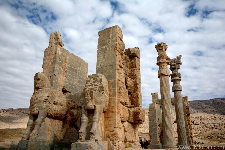 Cosa vedere in Iran - Persepoli