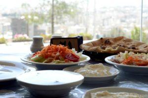 Lingua persiana in ristorante