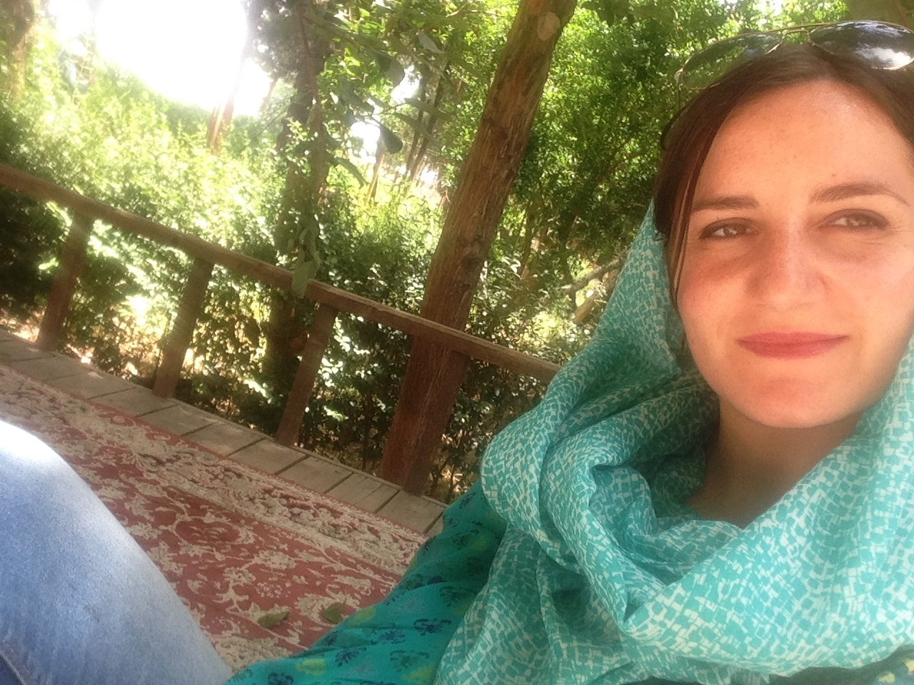 Un Iran oltre le aspettative, in viaggio con la blogger Cristina Cori