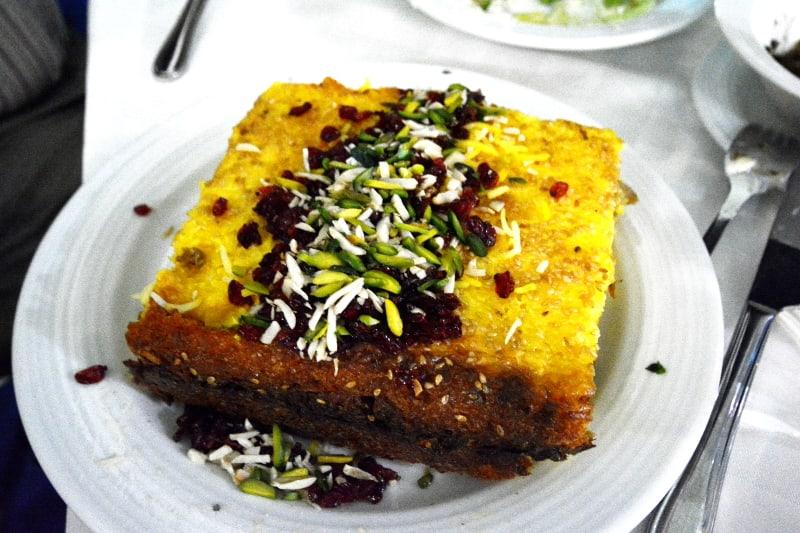 Viaggio in Iran fai da te per assaggiare la deliziosa cucina persiana