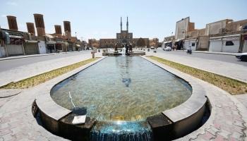 A Yazd città di Zaratustra per catturare il vento
