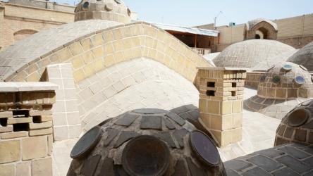 Sotto l'incantesimo della Teheran antica