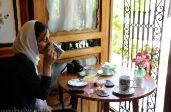 Le insolite avventure di un'italiana in Iran