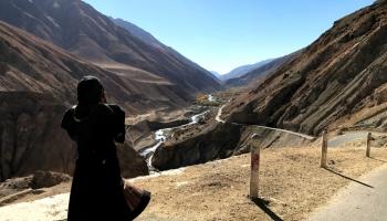 Viaggiare (e vivere) in Afghanistan da donna occidentale