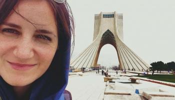 Un Iran oltre le aspettative per la blogger di viaggi Cristina Cori