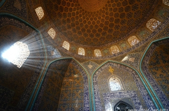 Viaggio in Iran fai da te, semplice ed economico